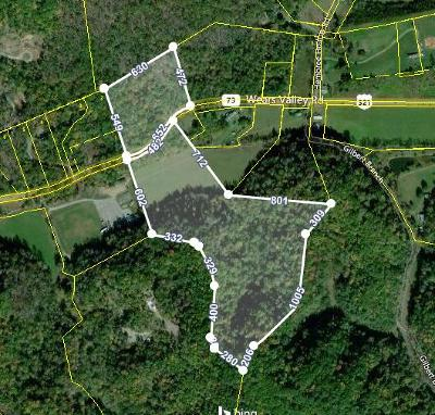 Blount County Residential Lots & Land For Sale: 36.09 Ac. Wears Valley Rd