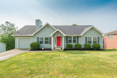 Lenoir City Single Family Home Pending - Continue To Show - I: 880 Crooked Oak Drive