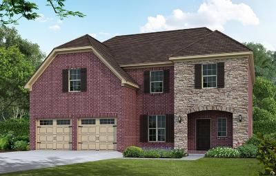 Knoxville Single Family Home For Sale: 10807 Hunters Knoll Lane (Lot 241)