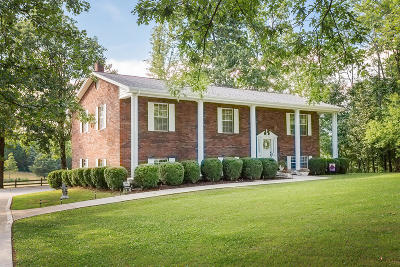 Madisonville Single Family Home For Sale: 1230 Stephens Circle