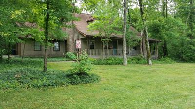 Anderson County, Campbell County, Claiborne County, Grainger County, Union County Single Family Home For Sale: 132 Heritage Drive