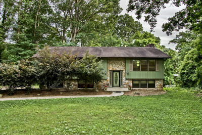 Knoxville Single Family Home For Sale: 6524 Crescent Drive