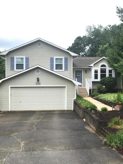 Knoxville Single Family Home For Sale: 549 Annandale Rd