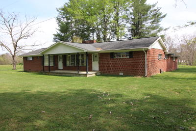 Crossville Single Family Home For Sale: 3211 Tabor Loop