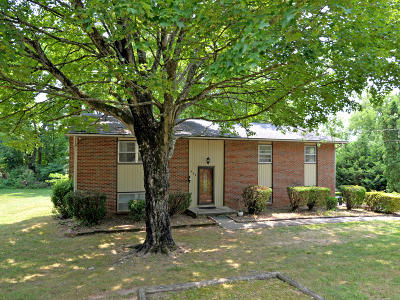 Knoxville Single Family Home For Sale: 204 Oran Rd