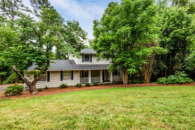 Knoxville Single Family Home For Sale: 10108 Lonesome Pine Drive