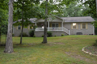 Crossville Single Family Home For Sale: 461 Robin Hood Drive