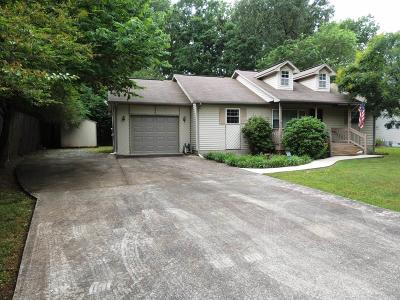 Crossville Single Family Home For Sale: 37 Myrtle Court