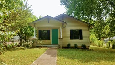 Knoxville Single Family Home For Sale: 236 Dallas St