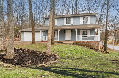Knoxville Single Family Home For Sale: 10708 Gallerani Drive
