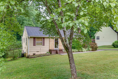 Knoxville Single Family Home For Sale: 1114 Craig Rd