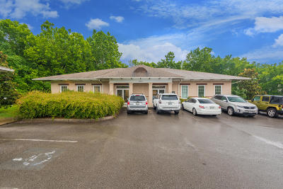 Knoxville Commercial For Sale: 6004 Walden Drive