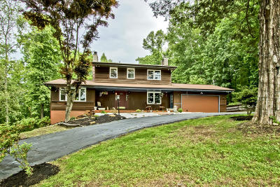 Knoxville Single Family Home For Sale: 7533 Glastonbury Rd