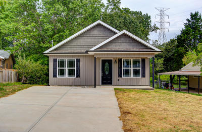 Anderson County, Campbell County, Claiborne County, Grainger County, Union County Single Family Home For Sale: 608 W Outer Drive