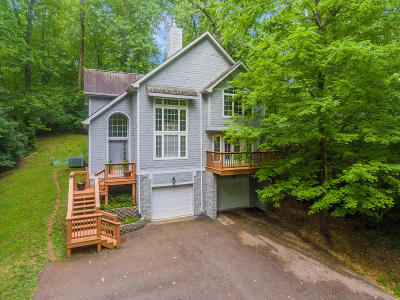 Knoxville Single Family Home For Sale: 5209 Webber Rd