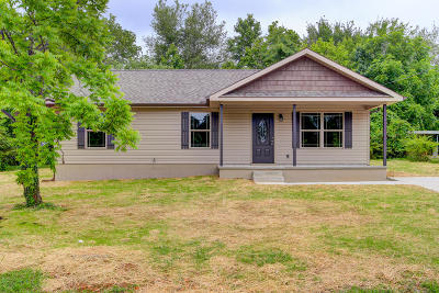 Anderson County, Campbell County, Claiborne County, Grainger County, Union County Single Family Home For Sale: 115 Warrior Circle
