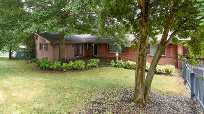 Maryville Single Family Home For Sale: 1214 Boyd Ave