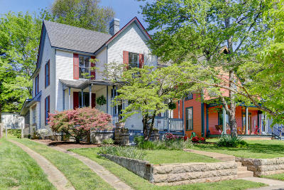Knoxville Single Family Home For Sale: 313 E Oklahoma Ave