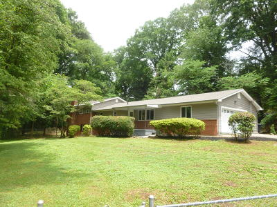 Knoxville Single Family Home For Sale: 5720 Scenic Hills Rd
