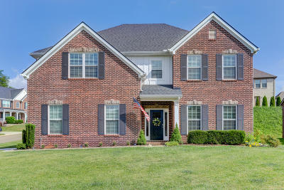 Knoxville Single Family Home For Sale: 1200 Odyssey Lane