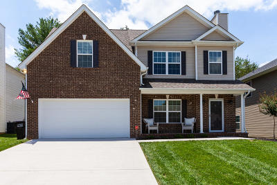 Knoxville Single Family Home For Sale: 7381 Calla Crossing Lane