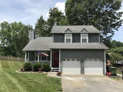 Knoxville Single Family Home For Sale: 6601 Graycroft Circle