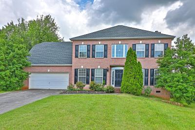 Knoxville Single Family Home For Sale: 1600 Legacy Park Rd