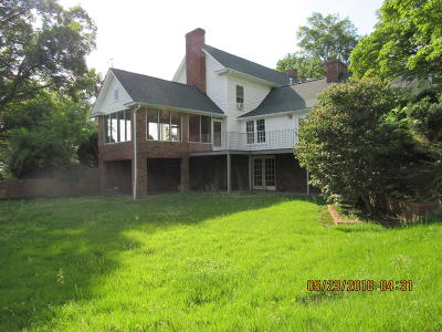 Single Family Home For Sale: 3104 Shady Rd