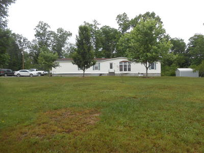 Crossville Single Family Home For Sale: 443 Mohawk Drive