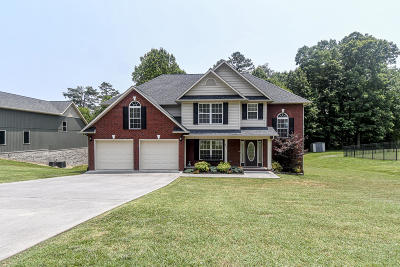 Maryville Single Family Home For Sale: 942 Jasmine Lane