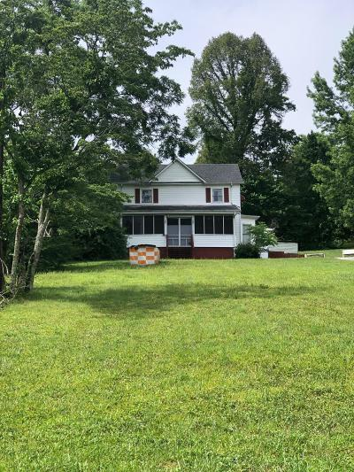 Single Family Home For Sale: 1934 Old Harriman Hwy