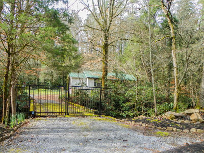 Sevier County Single Family Home For Sale: 2750 McMahan Sawmill Road