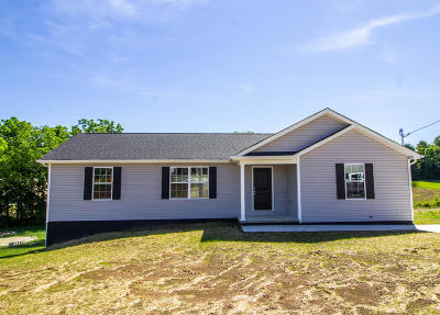 Maynardville Single Family Home For Sale: 580 Monroe Rd