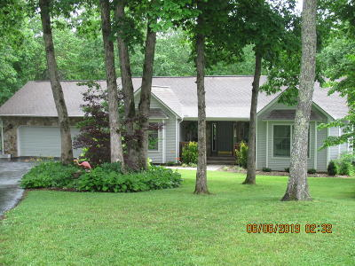 Crossville Single Family Home For Sale: 194 Flamingo Drive