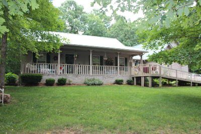 Crossville Single Family Home For Sale: 2577 Oak Drive