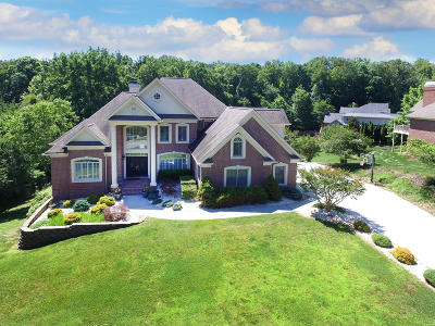 Knox County Single Family Home For Sale: 6820 Duncans Glen Drive