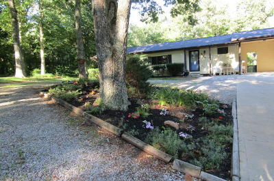 Crossville Single Family Home For Sale: 3119 Seminole Loop
