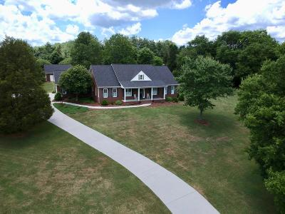 Lenoir City Single Family Home Pending - Continue To Show: 9475 Old Midway Rd