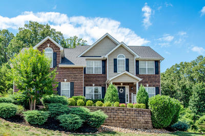 Knoxville Single Family Home For Sale: 1524 Dogwood Cove Lane
