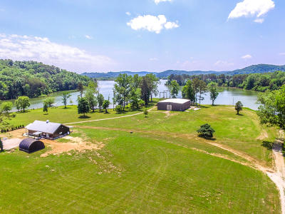 Anderson County, Blount County, Knox County, Loudon County, Roane County Single Family Home For Sale: 185 & 199 Onlake Drive
