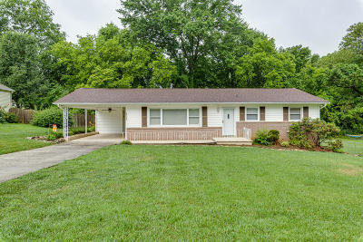 Knoxville Single Family Home For Sale: 2723 Brookwood Rd