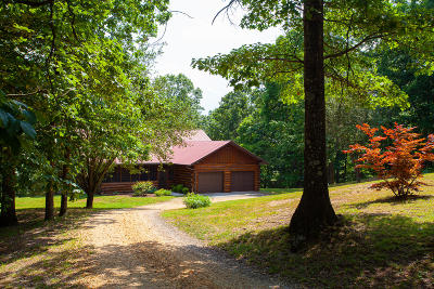 Loudon County Single Family Home For Sale: Davis Dairy Rd