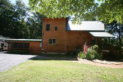 Pigeon Forge Single Family Home For Sale: 3316 Leonard Huskey Lane