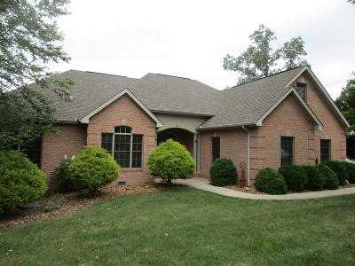 Crossville Single Family Home For Sale: 110 Leyden Drive