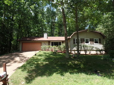 Crossville Single Family Home For Sale: 245 Lakewood Drive