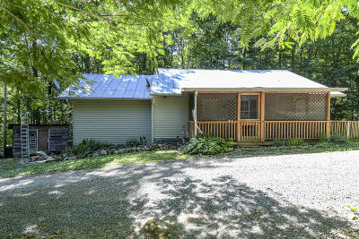 Seymour Single Family Home For Sale: 1631 Old Chilhowee Rd