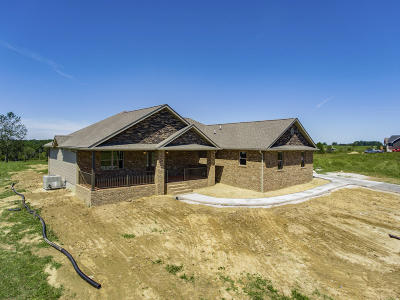 Crossville Single Family Home For Sale: 1020 Shadow Mountain Drive