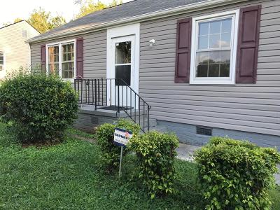 Knoxville Single Family Home For Sale: 1930 W Gilbert Lane
