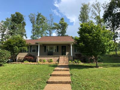 Single Family Home For Sale: 101 Old State Rd