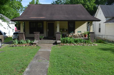 Knoxville Single Family Home For Sale: 708 Hiawassee Ave
